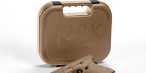 Glock Compact Slide and Full Size Frame Join Forces in Glock 19X