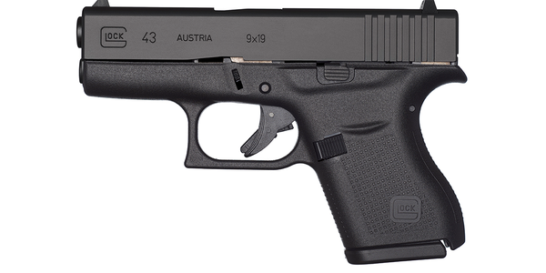 Glock Releases Single Stack 9mm Concealed Carry Pistol