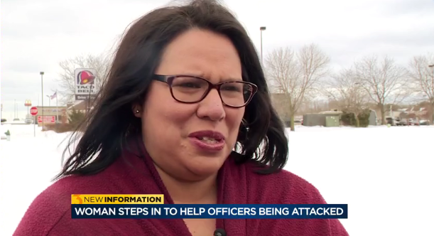 Video: Wisconsin Officer Kicked Unconscious Making Arrest, Nurse Takes Down Suspect