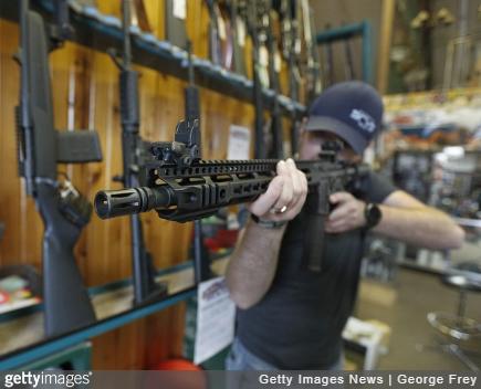 Washington Police Oppose Proposed Legislation Restricting Gun Ownership