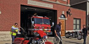 Harley Offers Free Riding Academy Motorcycle Training to First Responders