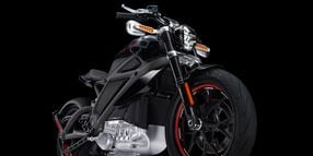 Harley Testing Electric Motorcycle