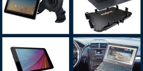 Havis Introduces Upgraded Universal Laptop and Tablet Cradle Line
