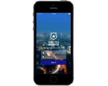 Haystax Releases Mobile Field Interview Application for Law Enforcement