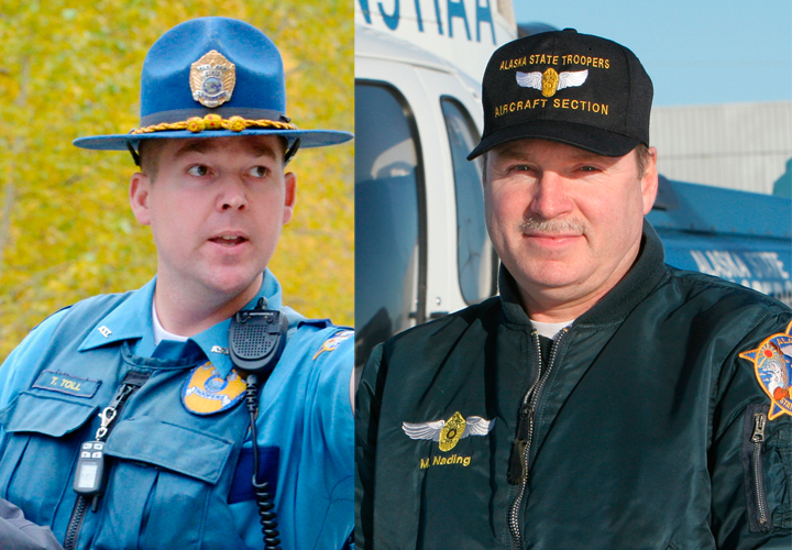 3 Die In Alaska Trooper Helicopter Crash