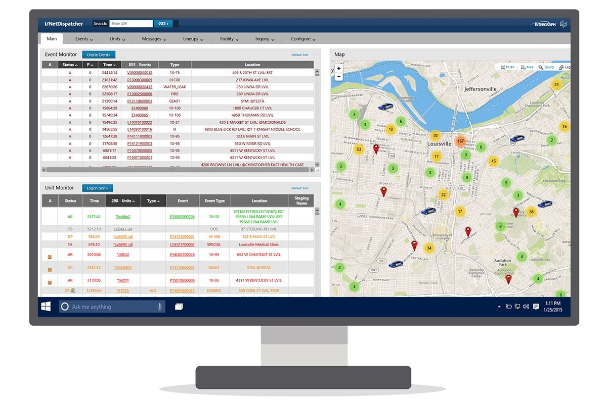 Hexagon Safety & Infrastructure Unveils Latest Intergraph