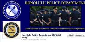Gun Group Sues Honolulu Police Over Facebook Posts