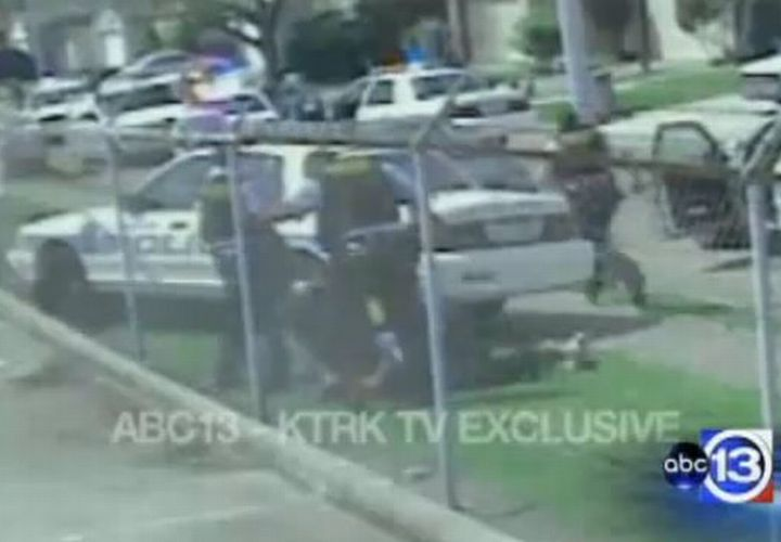 Former Houston Cop Convicted In Teen's Beating
