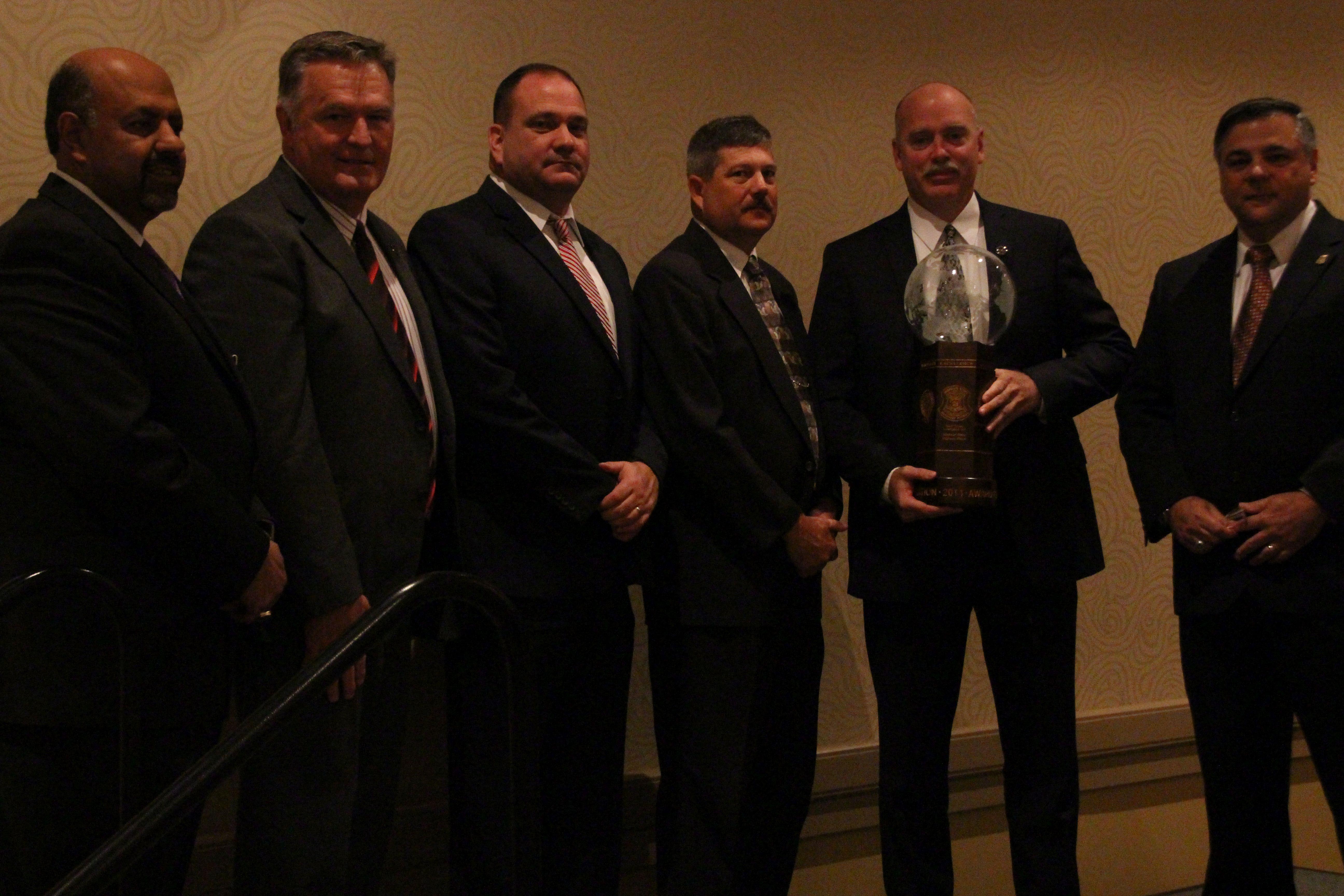 Missouri State Highway Patrol Rural Crimes Investigative Unit Wins Award