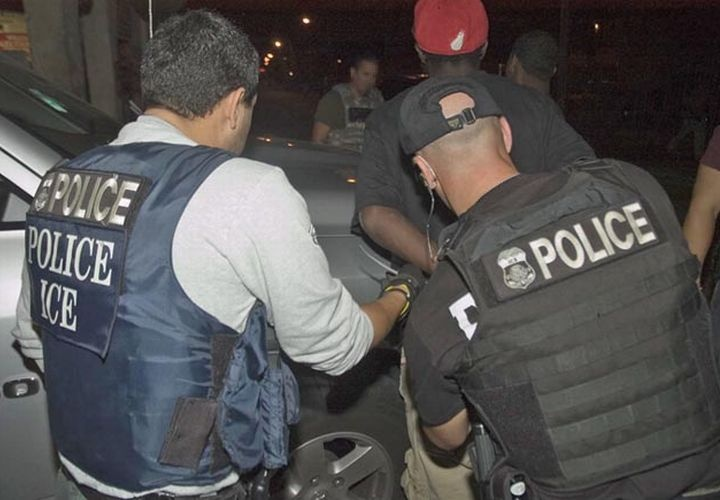 678 Arrested In ICE-Led Gang Sweep