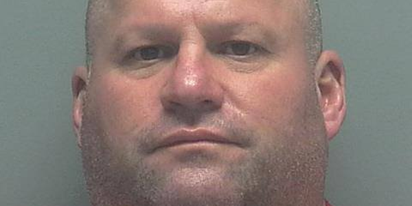 The Lee County Sheriff's Office said that 46-year-old Elwood Timothy Robinson is accused of...