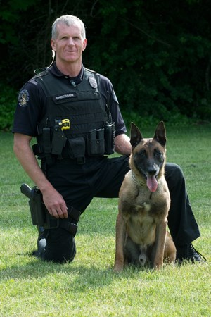 Washington State K-9 Stabbed to Death by Wanted Suspect