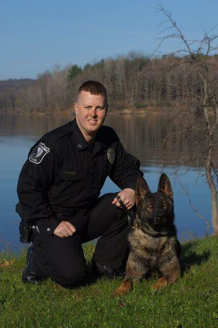 Pennsylvania K-9 Dies After Falling from Roof in Training