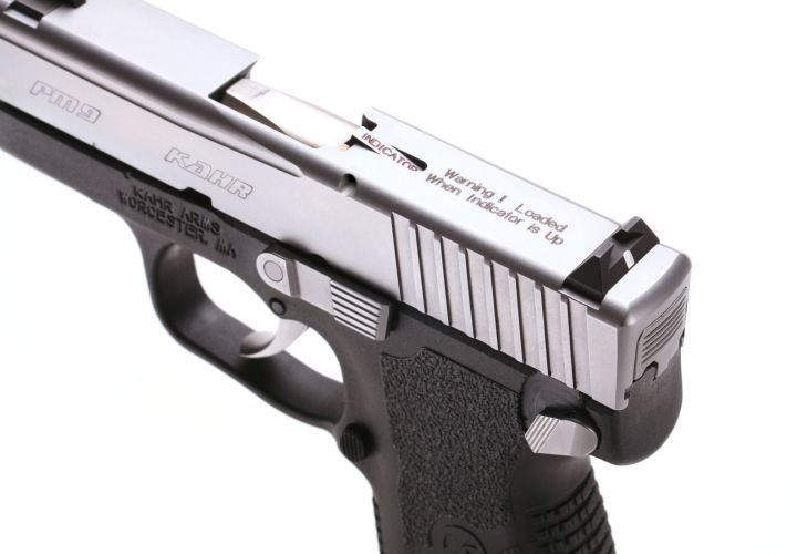 Kahr Arms Adds External Safety To PM9 Pistol - Weapons - POLICE Magazine