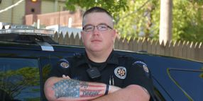 Oklahoma Deputy Nominated for HAIX Hero of the Month