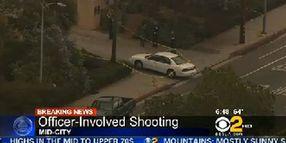 Undercover LAPD Detectives Ambushed at Station
