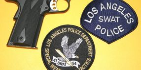 Kimber Arms LAPD SWAT With Custom II