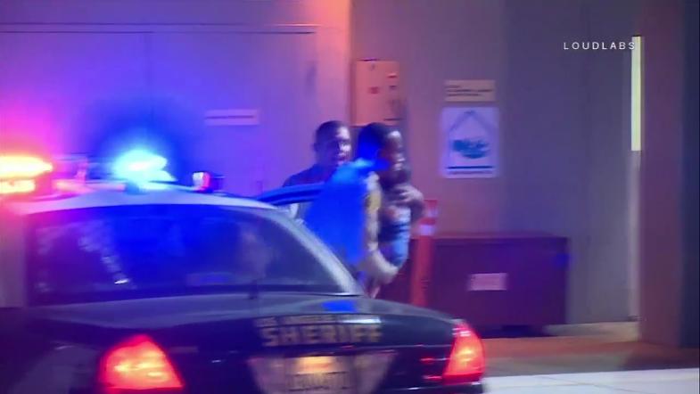 Video: California Deputies Rescue Baby Not Breathing at Traffic Stop