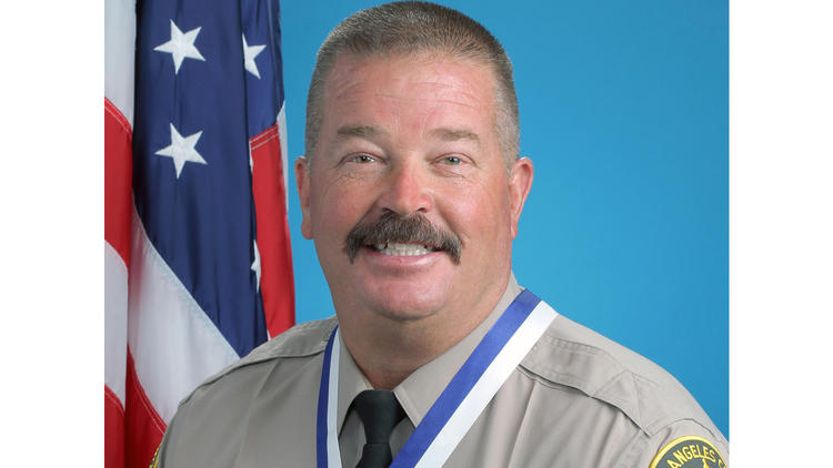 Lancaster Mayor Blames CA Governor for L.A. Sheriff's Sergeant Death