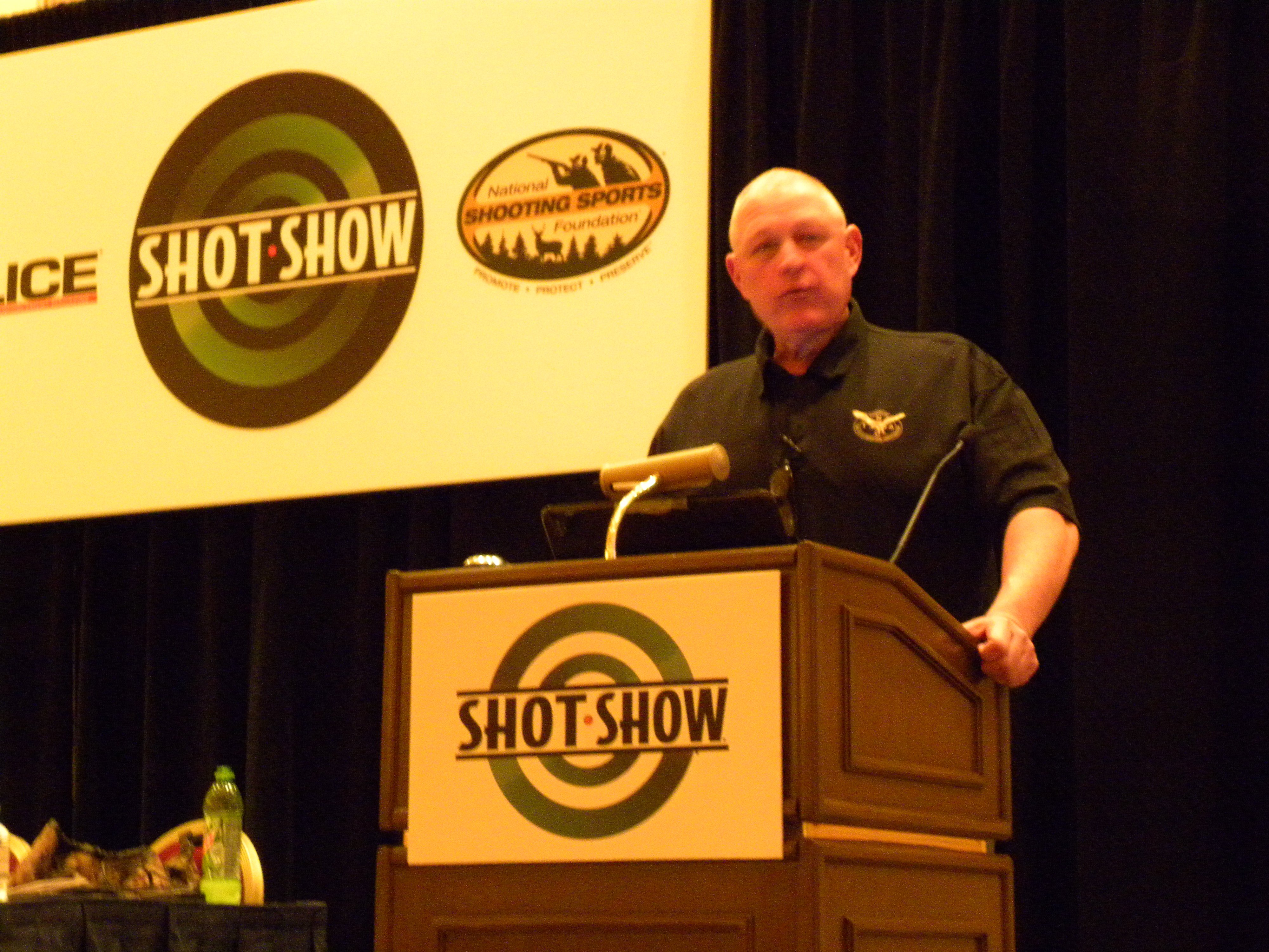 POLICE Magazine and NSSF Sponsor Low-Cost Law Enforcement Training at SHOT Show 2018