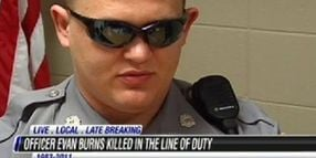 Missouri Officer Killed Laying Spike Strips