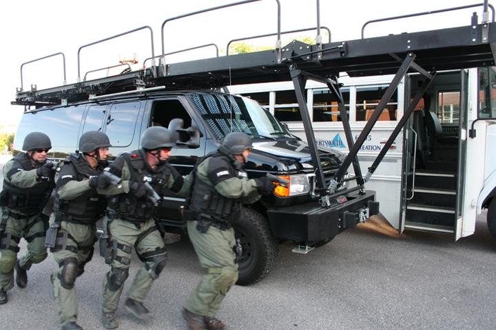 Patriot3 Giving Away Tactical Vehicle Through NTOA Grant Program