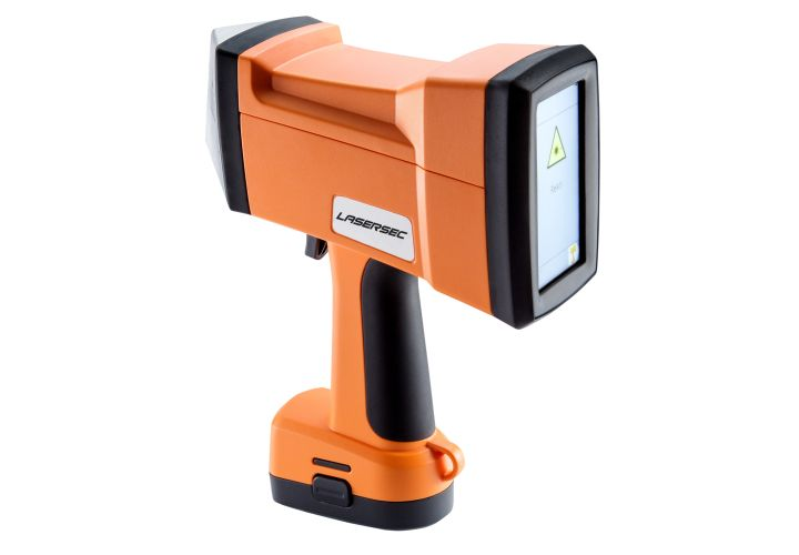 Lasersec Introduces Hand-held Crime Scene Material Analyzer