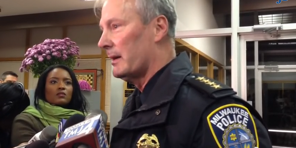 Video: Milwaukee Chief Calls Out Black Activists Over Their Priorities After Public Meeting