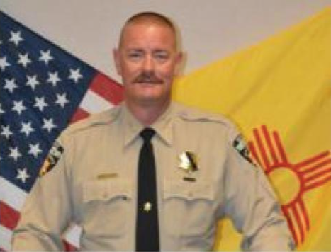 New Mexico Sheriff Killed in Rollover Accident