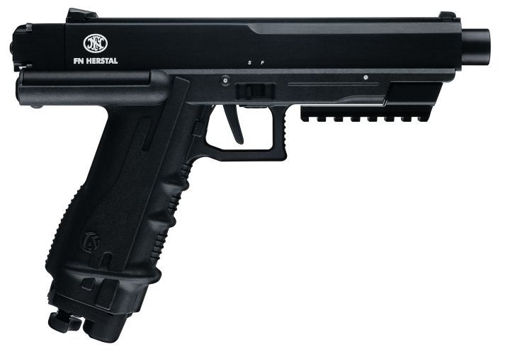 SHOT Show 2010: FNH USA Brings Less-Lethal 303P Sidearm
