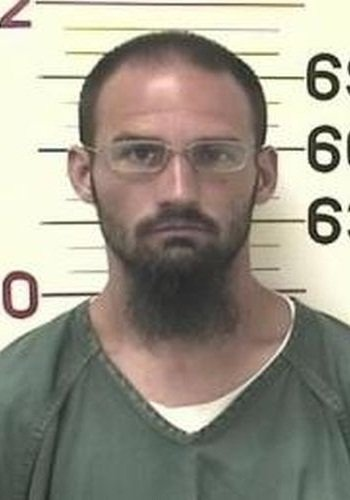 Photo of suspect from Colorado Department of Corrections