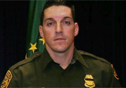 "Agent Brian Terry was killed in a shootout with border bandits in 2010. His attackers used guns that were allowed to enter Mexico through the ATF's ""Fast and Furious"" program. (Photo: U.S. Customs and Border Protection)"