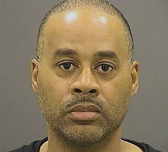 Baltimore Police Officer Caesar GoodsonJr. faces the most serious charges in the Freddie Gray case. (Photo: Booking Photo)