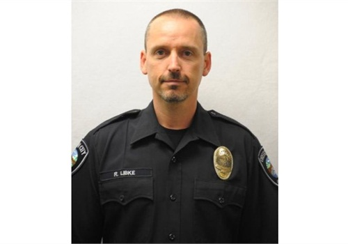 Oregon City Reserve Officer Robert Allen Libke (Photo courtesy of Oregon City PD)