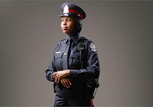Photo courtesy of the Edmonton Police Service