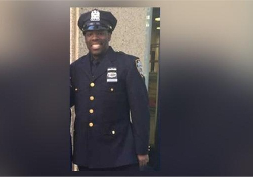 NYPD Officer Vincent Harrison was killed in an off-duty hit-and-run accident. (Photo: NYPD)