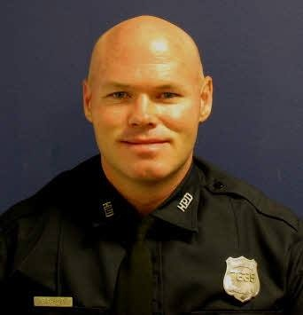Officer Seldon O'Brien