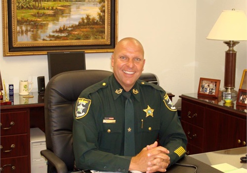 Lee County (FL) Sheriff Mike Scott (Photo: Facebook)