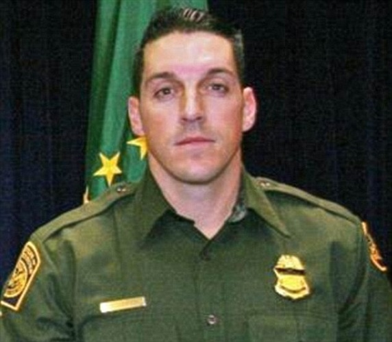 Border Patrol Agent Brian Terry was killed on duty in 2010. His death became a political flashpoint after it was discovered he was shot with a gun smuggled into Mexico under an ATF operation. (Photo: U.S. Border Patrol)