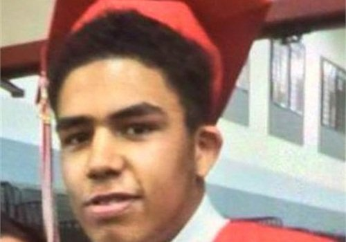 Tony Terrell Robinson Jr. was shot and killed by a Madison Police Officer on March 6, after the officer responded to a call of a disturbed man, entered a home where he believed an assault was taking place, and was then attacked by Robinson in a stairwell. (Photo: Facebook)
