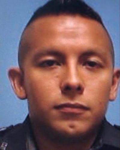 Dallas Officer Rogelio Santander died Wednesday from wounds he suffered in a Tuesday shooting. (Photo: Dallas PD)