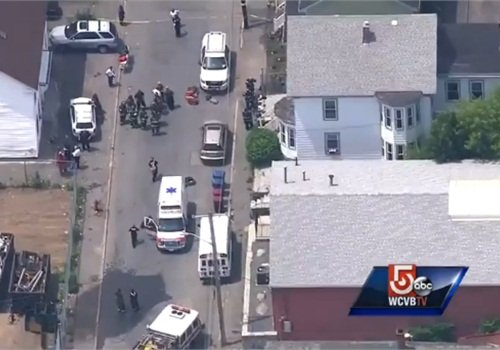 Four Massachusetts Officers Hospitalized After Chemical Suicide