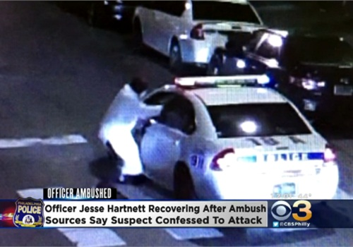 FBI Treating Philly Officer's Shooting as Terror Attack