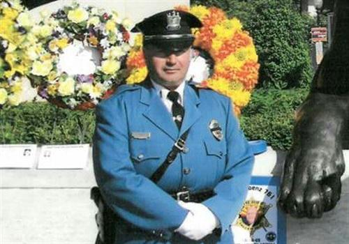 Retired Lieutenant Joseph Franklin (Photo: New Jersey State PBA)