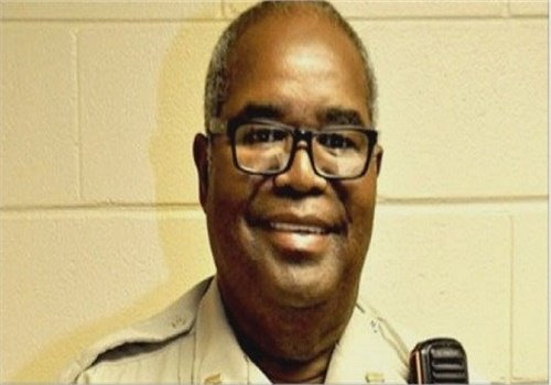 Lowndes County (AL) Sheriff's Deputy Levy Pettway, 61, was killed Monday in a single-vehicle crash. He served as an SRO at a local high school. (Photo: Lowndes County SO)