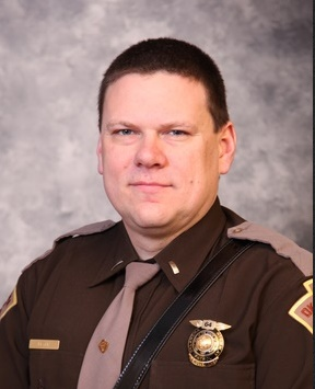 Lt. Heath Meyer (Photo: Oklahoma Highway Patrol)