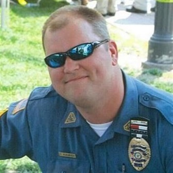 Officer Peter J. Kamper Jr. died in a motorcycle crash. (Photo: Pompton Lakes PD)
