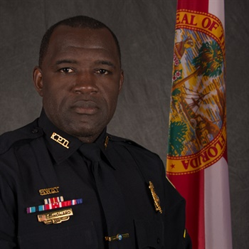 "Sgt. Richard ""Sam"" Howard died Saturday afternoon. (Photo: Kissimmee PD)"