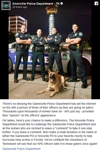 Photo: Knoxville (TN) PD/Facebook
