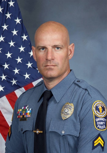 Cpl. Michael Duncan (Photo: Gwinnett County Police Department)